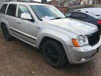 2010 10 Jeep Grand Cherokee 3.0CRD V6 auto Overland Tech