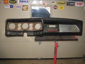 Studebaker Hawk dashboard
