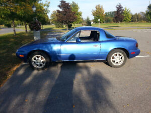 1995 Mazda Miata, Saftied and Etested  Only 156K