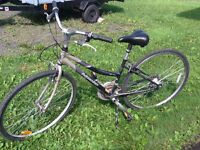 Ladies Miele hybrid bike for sale