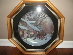 "Collectible Plate - ""The Homecoming"""