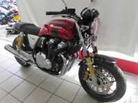HONDA CB1100RS ABS (CB1100NA-H) 18 REG ONLY 567 MILES IMMACULATE RETRO BIKE...