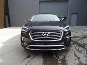 2017 Hyundai Santa Fe SUV - Finance Takeover