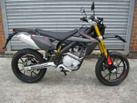 Rieju Marathon 125cc SM Pro Supermoto-Road BLACK SERIES brand new