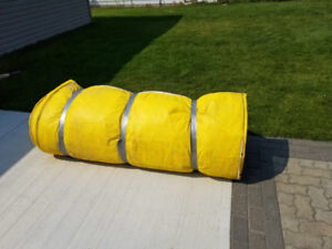 Insulated Tarp for sale