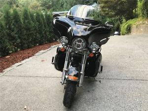 2015 Harley-Davidson FLHTK Electra Glide Ultra Limited $22500