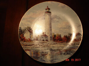 COVE ISLAND LIGHTHOUSE BY ARTIST KEIRSTEAD
