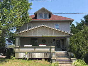 5 Bedroom 2 Bath Character Home On Private Lot- St Stephen NB