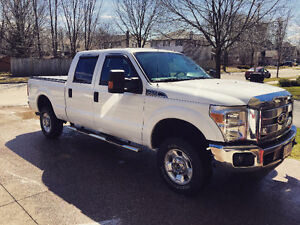 2011 Ford F-250 XLT 4x4 Crew Cab SB CERTIFIED & ETESTED
