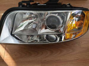 Brand New Headlamp Assembly with bulbs