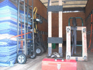 HOME 2 HOME MOVERS-PRICES ALWAYS INCLUDE-3 MOVERS-FUEL-TRUCK-HST Peterborough Peterborough Area image 7