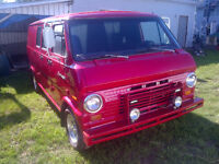 Custom 1969 Econoline-Better than new