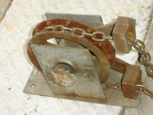$100 · Two chain hoist pulleys with chains in good working order Regina Regina Area image 8