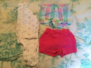 0-3 month Baby Girl clothes London Ontario image 4