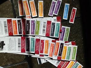Fuel up to win ticket swap