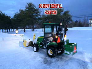 CG SNOW REMOVAL SERVICES