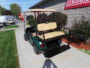 2004 E-Z-GO TXT GAS - 4PASSENGER GOLF CART - LIMITED AVAILABLE Cornwall Ontario image 2