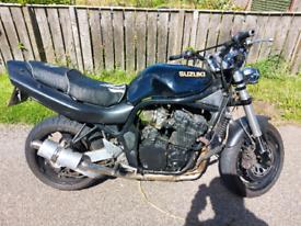 Suzuki Bandit 600 - 750 engine upgrade