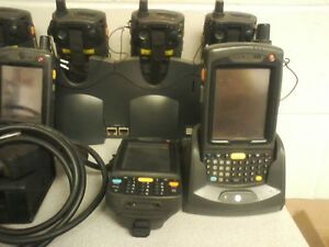 Motorola Barcode Scanners for Sale