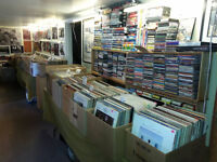 Over 2500 Vinyl LPs for sale Rock Plus Open Sat Nov 28th  9am