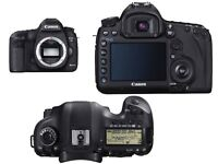 Canon 5D Mark iii Body only. Comes in original box with accessories. Used - Like New