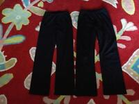 Skating pants set of 2 for 8-10 year old boy