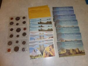 PL Coin Sets Various years Mint Condition