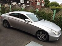 Mercedes CLS350CDI High Specification Full Mercedes History