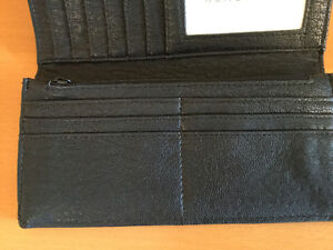 Kenneth Cole Wallet - NEW with tags - Black Windsor Region Ontario image 5