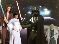 Reserve a STAR WARS Jedi Training BIRTHDAY PARTY Adventure NOW!