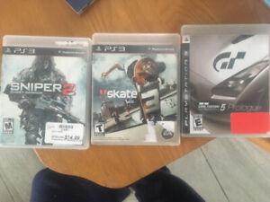 Électrique jeux PS3