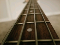 Bassist looking  to form or join a band