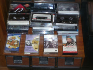cassettes audio