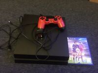 PlayStation 4 with FIFA