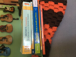 PSW textbooks for Fanshawe/ Trios