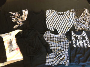 Maternity Wardrobe - Clothes (49 Items in total)