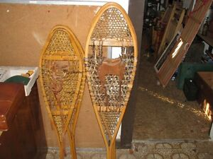 SNOWSHOES FOR SALE THREE SETS
