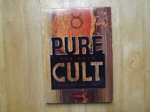 """FS: THE CULT """"Pure Cult: Anthology 1884-1995"""" DVD London Ontario image 1"""