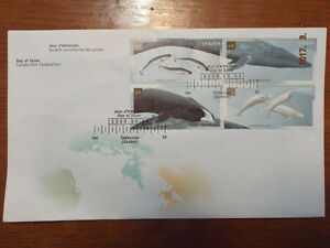Stamps - Canada First Day Cover