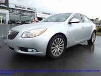 2011 BUICK REGAL CXL, MAGS, FOGS,TOIT, CUIR, BLUETOOTH