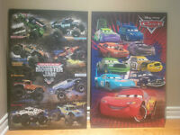 Pictures - Disney McQueen & Monster Truck