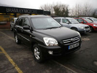 2006 Kia Sportage 2.0CRDi VGT XS * ONE OWNER * FULL SERVICE HISTORY *