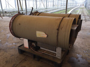 Holland Heater - large CO2 burners (2 available)