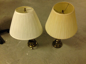 Various Table Lamps