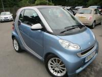 2010 SMART FORTWO COUPE PASSION MHD AUTOMATIC COUPE PETROL
