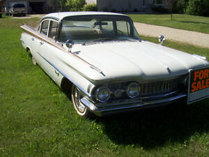 1959 olds 88 394 rocket automatic