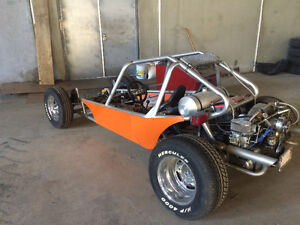 VW Cage buggy