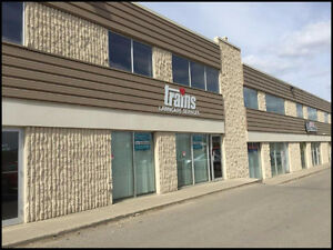3,300 SQ. FT. Office Warehouse with 4,200 SQ. FT. Fenced Yard