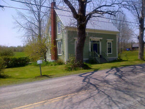 Century home for rent in Falmouth