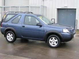 Land Rover Freelander 2.0Td4 auto 2004MY SE Turbo Diesel NOW SOLD